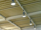 ㈱ドゥエルアソシエイツのLED照明、LED工場灯、LED直管などを導入しました